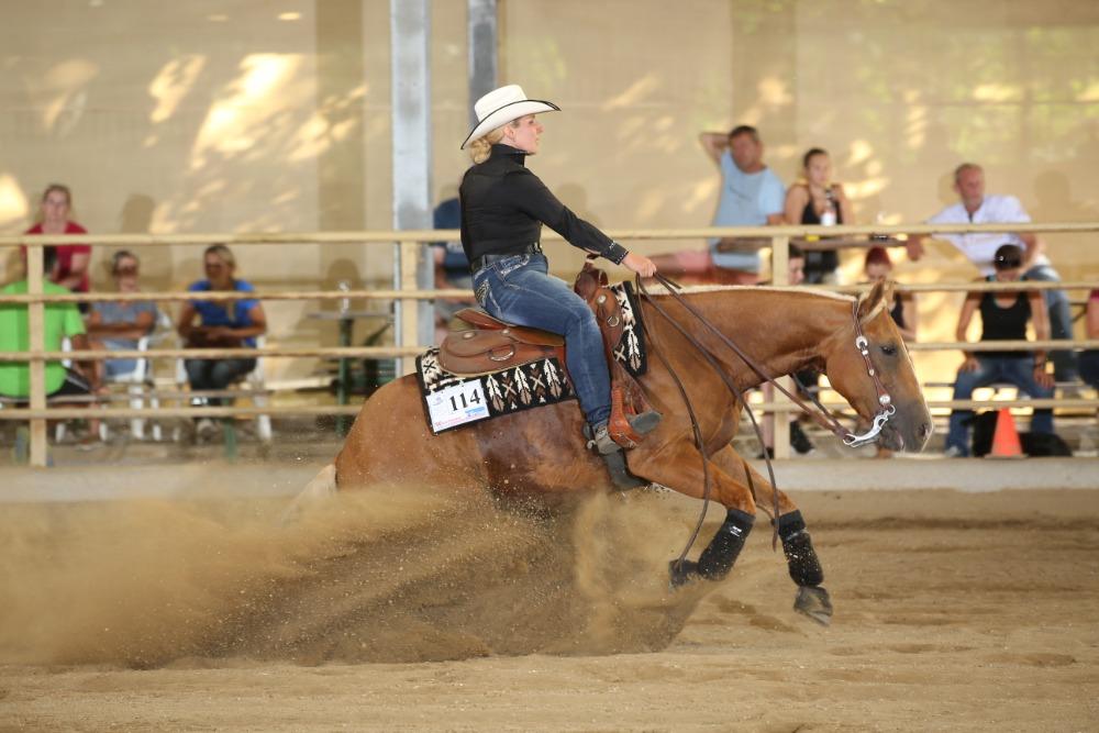 Bujnoch Ranch – výcvik jezdce – výsledky